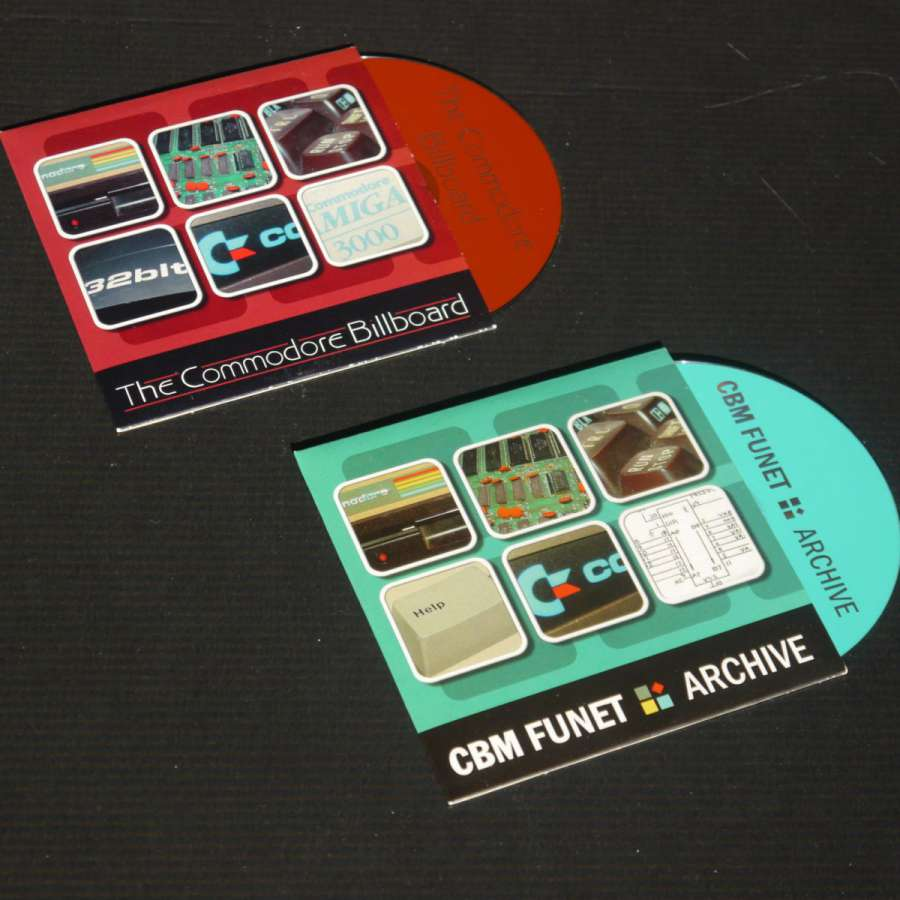 Funet/Billboard double CD set