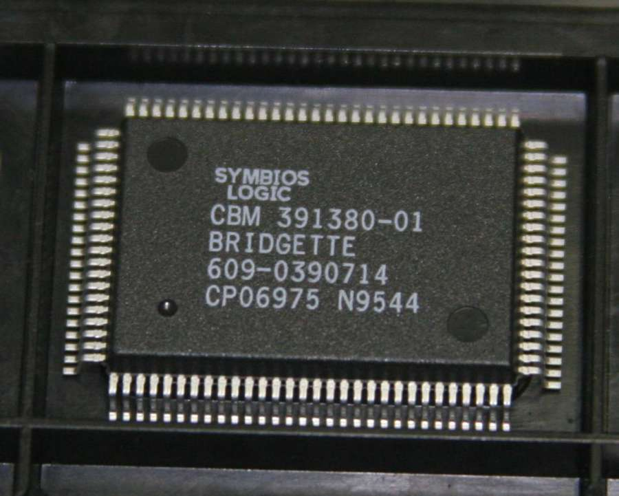 Amiga Bridgette chip