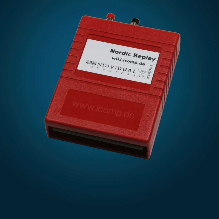Nordic Replay cartridge