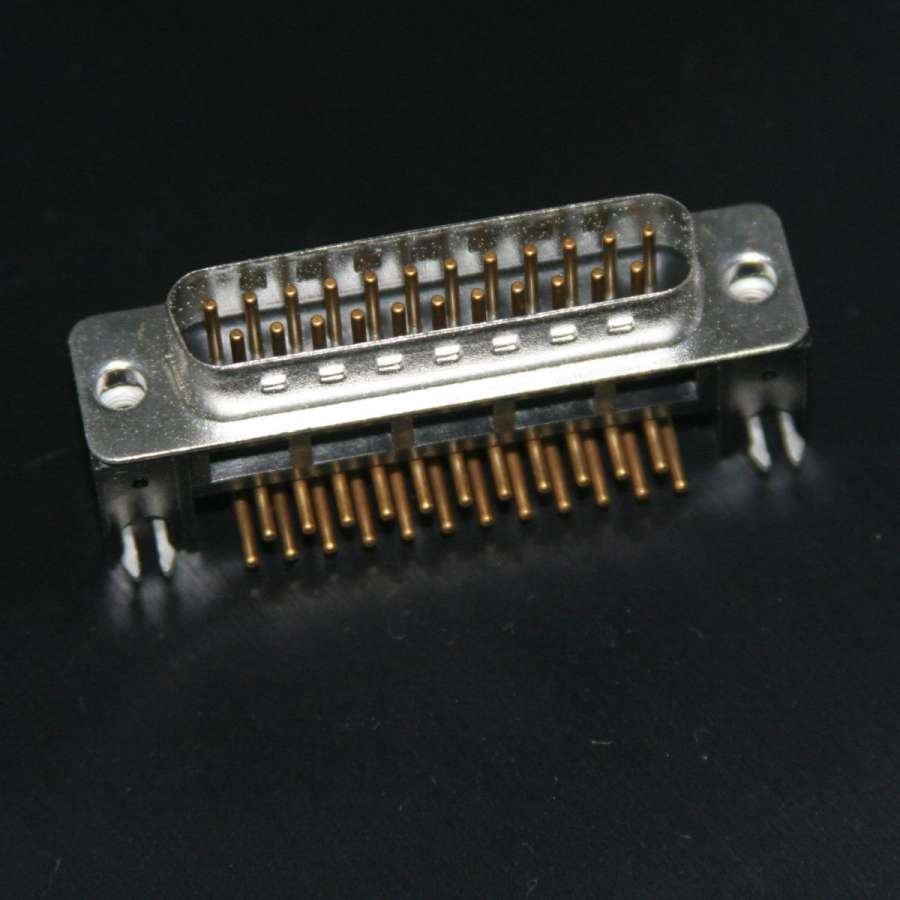 DB23 male connector