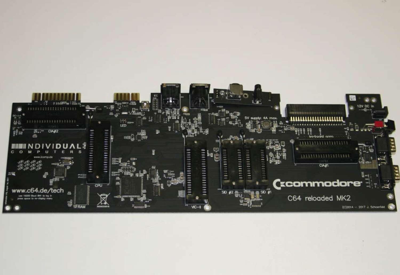 C64 Reloaded MK2 - icomp - en